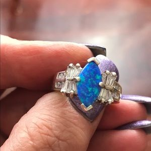 Jewelry - Size 8 3/4 sterling silver ring